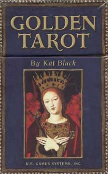 Created entirely using less well known artwork from the middle ages and early renaissance, and even edging the cards in gilded gold, The Golden Tarot brings the inspiration of history into your divina