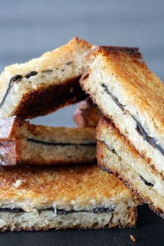 Sandwich à la truffe fraîche