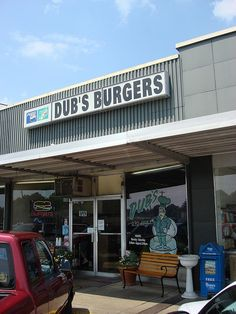 dubs burgers athens alabama best grease burger in town. come by and get a bag full.