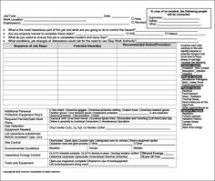 Job Site Analysis Template 18 Best Value Stream Mapping Images On Pinterest