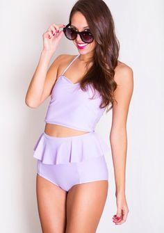 ≫≫ Lilac Sweetheart Top - kortnijeane.com