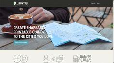 Personalize sua viagem e compartilhe com amigos
