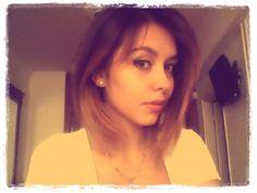 short ombre haircut