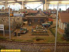 """Ausstellung """"Club der LGB-Freunde Rhein/Sieg"""" in Meckenheim am 19. + 20. März 2005: Gärtnerei"""