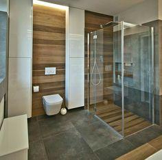 grey floor tiles and wood