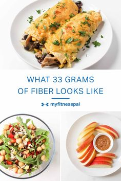 Here is a meal-by-meal breakdown to help you get the recommended amount of fiber every day,