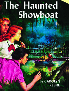 39. The Haunted Showboat  Nancy is back in the Big Easy—but it seems no vacation for Nancy is ever a true holiday.    Read more: Original Nancy Drew Books in Order - Summary of Nancy Drew Mysteries - Country Living