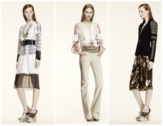 Romanian Blouse, Vogue http://www.vogue.com/fashion-week/resort-2014/altuzarra/review/#/collection/runway/resort-2014/altuzarra/1