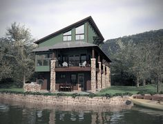 Beach House Plan with 2 Bedrooms and 3.5 Baths - Plan 1861