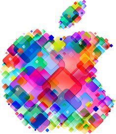 Apple event invitation logo 2012 WWDC