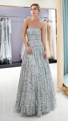 Sequin Evening Dresses, Long Prom Gowns, Prom Dresses For Sale, A Line Prom Dresses, Evening Gowns, Strapless Dress Formal, Party Dresses, Wedding Dresses, Occasion Dresses