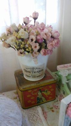 Mini florero en latón