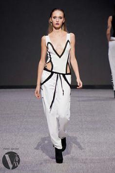 Jordana Seguin   Vancouver Fashion Week SS15   #vfw
