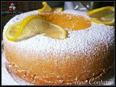 Torte Cake, My Jam, Italian Cookies, Chiffon Cake, Almond Cakes, Cake Recipes, Cheesecake, Food And Drink, Sweets