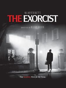 10 Best Halloween Movies of All Time Famous Movie Posters, Horror Movie Posters, Famous Movies, Exorcist Movie, The Exorcist 1973, Linda Blair, Best Horror Movies, Great Movies, Best Halloween Movies