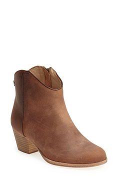 Koolaburra 'Notela' Leather Bootie (Women) | Nordstrom