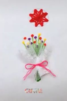 Hand Embroidery Ideas : Creative ideas about punch embroidery. Hand Embroidery Videos, Embroidery Stitches Tutorial, Learn Embroidery, Embroidery Hoop Art, Embroidery Techniques, Beaded Embroidery, Knitting Stitches, Floral Embroidery Patterns, Embroidery Flowers Pattern