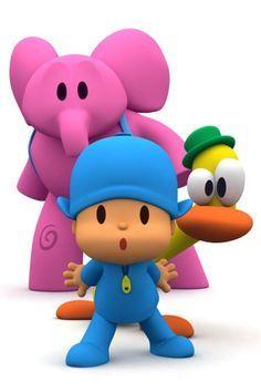 Elly, Pocoyo & Pato