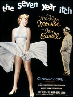 Sept ans de réflexion - Billy Wilder, Marilyn Monroe, Tom Ewell