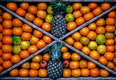 Top View Photography of Fruits  Free Stock Photo