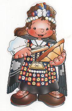 Busco - imagenes : Dibujos Bailes Chile, cueca, jota, Sau Sau, etc National Holidays, Life Planner, Teddy Bear, Decoupage, Embroidery, The Originals, School, Fictional Characters, Origins