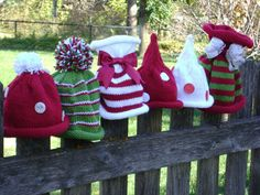 Sheila Zachariae --Christmas Hats Collection
