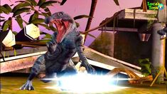 Playing Jurassic World the game, have few fights with new fused and evolved dinosaurs Game Jurassic World, Dinosaur Games, Dinosaurs