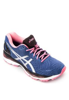 GEL Nimbus 18 Running Shoes from Asics in pink_1
