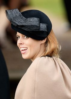 Britain's Princess Beatrice of York arrives for the Royal family Christmas Day church service at St Mary Magdalene church in Sandringham, Norfolk, in the east of England, on December Get premium, high resolution news photos at Getty Images Princess Beatrice, Princess Eugenie, Princess Mary, Duchess Of York, Duke And Duchess, Duchess Of Cambridge, Prince Andrew, Prince William And Kate, Prince Phillip