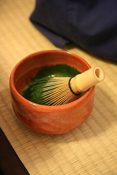 Japanese tea ceremony 茶道 matcha is my favorite tea