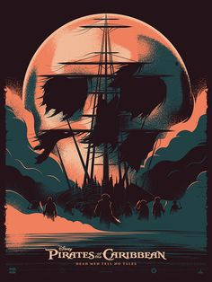 Pirates of the Caribbean - Created by Thomas Walker