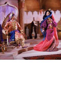 バービーとケン アラビアンナイト ギフトセット Tales of the Arabian Nights Giftset 50827 ファンタジー Fantasy マジック&ミステリー Magic & Mystery のファッションドール通販 激安の専門ショップ エクスカリバー