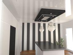 Beautiful Deckensegel LisegoDiamond abgeh ngte Decke Deckenlichtsegel LED Spots indirekte Beleuchtung Alternative zur Spanndecke Wohnzimmerdeckenlicht u