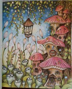 Čarovné Lahodnosti book ☺ #adultcoloringbook #colouringforadults #colouring #klaramarkova #carovnelahodnosti