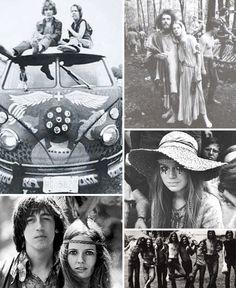 hippie | Tumblr Hippie Peace, Hippie Love, My Favorite Year, My Love Song, Hippie Movement, Feelin Groovy, Daisy Field, Funny Hats, Hippie Culture