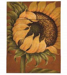 Tuscan+Wall+Decor | Tuscan Sunflower, Guildmaster, Wall Decor