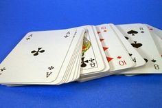 Fifth Grade Math Games That Can Be Played With a Deck of Cards
