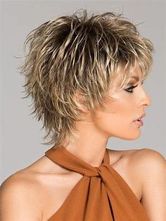 Image result for Short Choppy Hairstyles for Women