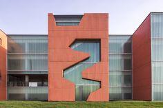 Gallery of Gebze Industrial Vocational High School / Norm Mimarlik - 1