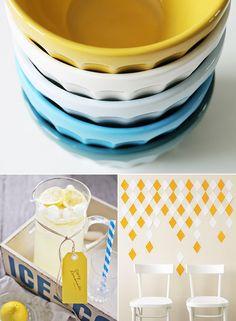 Party Palette: Sailor   Lemonade