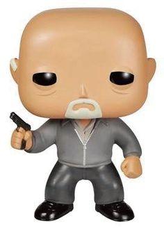 FIGURA POP BREAKING BAD: MIKE #http://www.pinterest.com/dvddeocasion/