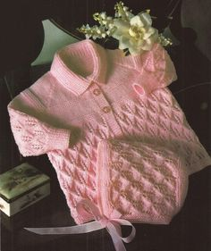a6862d04e306 15 Best Baby Matinee Jackets images