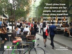 Let's Make Sticky Streets for People! | Planetizen: The Urban Planning, Design, and Development Network