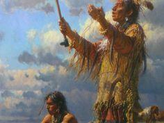 15 proverbes amérindiens qui vont toucher votre âme Imaginez que ces tribus pacifiques n'aient jamais été colonisées et qu'on n'ait jamais pris leurs terres
