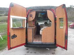 MPV 2005 Fiat Doblo Camper 2 Berth Campervan Conversion NEW BUILD No swap PX Car
