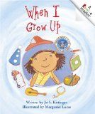 When I Grow Up - community helpers themed books and activities for your little Workers #theworkers #dream #pretend #play
