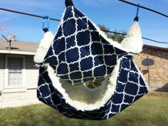Check out this item in my Etsy shop https://www.etsy.com/listing/215527690/lush-double-decker-l-navy-moroccan