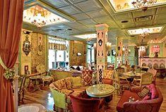 Par-Tea location Shakespeare and Co eatery