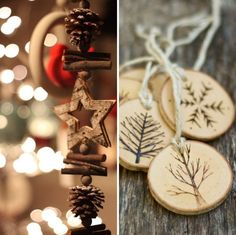 Приметы на Новый год 2021 (год Быка) - самое важное! Handmade Gift Tags, New Years Party, Metal Working, Christmas Crafts, Place Cards, Place Card Holders, Decor, Winter, Winter Time