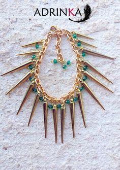 Pulsera CCBLUE por Adrinka en Etsy, €12.00 Charmed, Bracelets, Etsy, Jewelry, Handmade Gifts, Hand Made, Bracelet, Jewels, Jewlery
